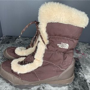 The North Face Snow Boots Size 9.5